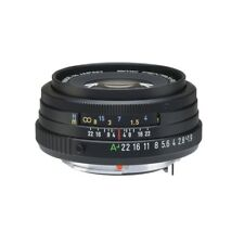 Pentax smc PENTAX-FA 43mm f/1.9 Limited Lens K-Mount Full-Frame Format Black