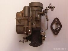 Willy's carburator, Carter mfg., Jeep MB CJ2a Ford and others