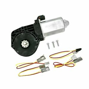 Power Window Lift Motor Fit For Ford F150 F250 F350 Aerostar Front left Windo...
