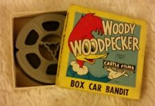 Woody Woodpecker Box Car Bandit 8mm Castle Films #550