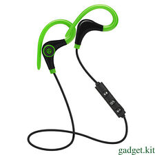 Wireless Bluetooth4.1 Headset Stereo Headphone Sport Earphone Handfree With Mic