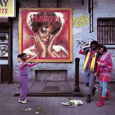 """ARETHA FRANKLIN - WHO'S ZOOMIN' WHO? 2012 REMASTERED 2CD 1985 ALBUM + 12"""" MIXES"""