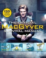 Total MacGyver Manual, Hardcover by Cannon, Ian; Lenkov, Peter (FRW); Till, L...