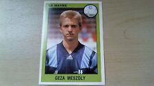 Vignette Panini FOOT 1994 / 76 - Geza MESZOLY [Football]