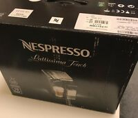 New F511WH White Nespresso coffee maker Ratishima Touch F/S from JAPAN