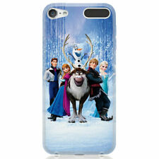 for Apple iPod Touch 5/6/7th Gen. Case Cover Frozen Elsa Anna Toget