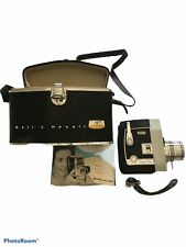 Bell & Howell Director Series Camera With Case And Instruction Manual