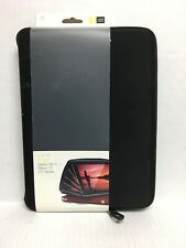 "Case Logic IPad Galaxy Tab 2, Nexus 10"" Tablets, ETC210 Black"