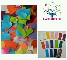 1 kilo loose Tissue Flutter Fetti slow fall Confetti for any party celebrations