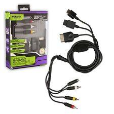 Câbles et adaptateurs en composite, RCA pour console de jeux vidéo