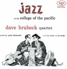 Dave Brubeck - Jazz at the College of the Pacific [New Vinyl]