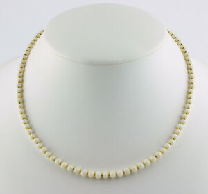 Exclusive Opal Necklace With 585 Gold Elements And Clasp Australian Opal 43,5