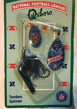 Oxboro   Vintage  Tandem Spinner Bait         Chicago Bears