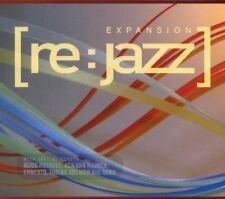 EXPANSION / RE:JAZZ  - Brand New & Sealed-Fast Ship! CD/I-18/8