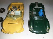 Vintage Slot Cars from the 60s