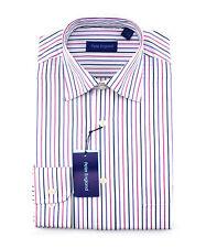 Regular Collar No Striped Casual Shirts & Tops for Men