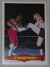 Junkyard Dog WWF 1985 Topps O-Pee-Chee OPC Card #22 WWE Pro Wrestling Legend JYD
