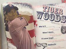 2011 Tavistock Cup Tiger Woods Isleworth Program goosen janzen