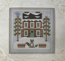 Country Cottage Needleworks-raton laveur cabine-Counted Cross Stitch Kit (Z0034)