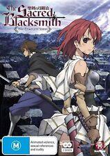The Sacred Blacksmith - Collection (DVD, 2011, 2-Disc Set)