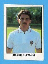 CALCIO FLASH 1981/82-LAMPO-Figurina n.82- SELVAGGI - CAGLIARI -NEW