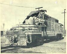 New York Central Train Wrecks NYC 1912-1968  PDF Files on CD