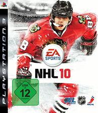 NHL 10 (Sony PlayStation 3, 2009)