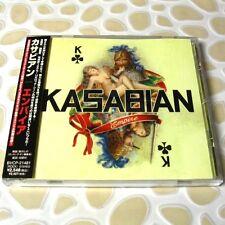 Kasabian - Empire JAPAN CD+1 Bonus Track+3 Video W/OBI Mint #141-4