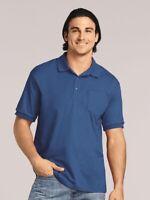 Gildan - DryBlend Jersey Sport Shirt with Pocket - 8900