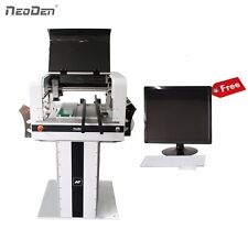 SMT Pick and Place Machine NeoDen4 with Vision System 34 Feeders a Free Monitor