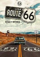 Route 66: Kitsch And Mythical (2019, DVD NEUF) (RÉGION 1)
