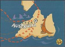 UPPER DECK WORLD CUP USA 1994-LOONEY TOONS- #102-AUSTRALIA