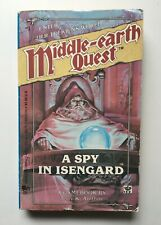 A Spy in Isengard - Middle-Earth Quest - Tolkien Gamebook BSM I.C.E