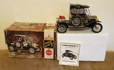 Vintage 1960's Ford 1912 Model T Battery Op Promo Car AM Radio,Waco Japan in box