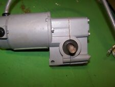 Everest & Jennings 24vdc Motor with Gearbox & 1/2'' Shafts Permanent Magnet SALE