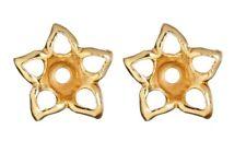 Earring Jackets Stars  Gold Stars Earring Jackets Beautiful Jackets