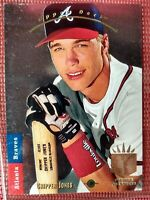 1993 Chipper Jones Upper Deck SP Foil Rookie Card #280 RC HOF fresh out of pack