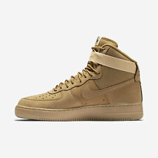 NIKE AIR FORCE 1 High 07 LV8 Wheat Flax GS 807617-200 Junior