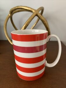 Kate Spade New York Lenox Morning Mantras Mug Cup How Sweet it is RED 12 oz New