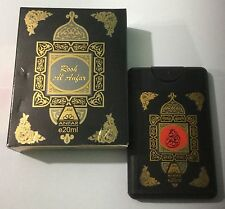 Rooh al Anfar 20ml by Oudh Al Anfar Spicy Musky Woody Pocket Size Spray 20ml