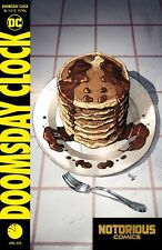 Doomsday Clock #4 DC Comics 1st Print 03/28