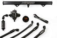 K-Tuned 6AN Center Feed Fuel System Integra DC2 Civic EG EK w/ K-Series Swap NEW