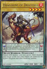 * Dragoons of Draconia *  SECE-EN000    1st Edition