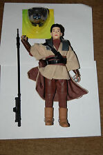 "Princess Leia Boushh Disguise 12"" -Hasbro-1/6-Star Wars-Customize Side Show"