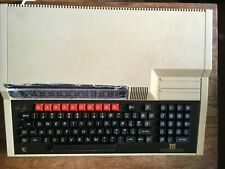 More details for acorn bbc master computer with disk drive & dust cover