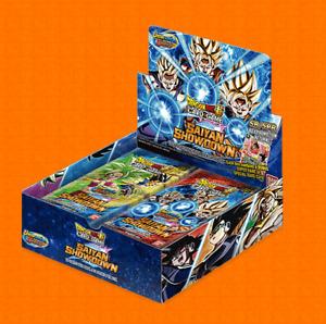 Dragon Ball Super Unison Warrior Series - Saiyan Showdown [DBS-B15] - Ships 11/5