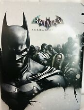 Batman: Arkham Origins Limited Edition Strategy Guide Hardcover Lithographs (E)