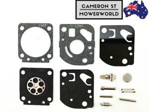Carburetor Kit For Homelite ST155 ST385 PB250 ZAMA C1U-DM4A C1U-M21C OEM RB-20