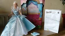 """Muñeca Barbie La Bella Durmiente 11/12"""" (102r) utilizado jugado caja tiene desgaste cpics RD SCRI"""