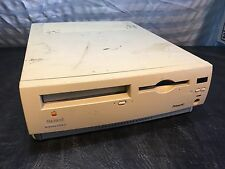 Vintage Apple Macintosh Performa 6200Cd M3076 Ppc 603 75Mhz 1Gb Hdd Os 8.5